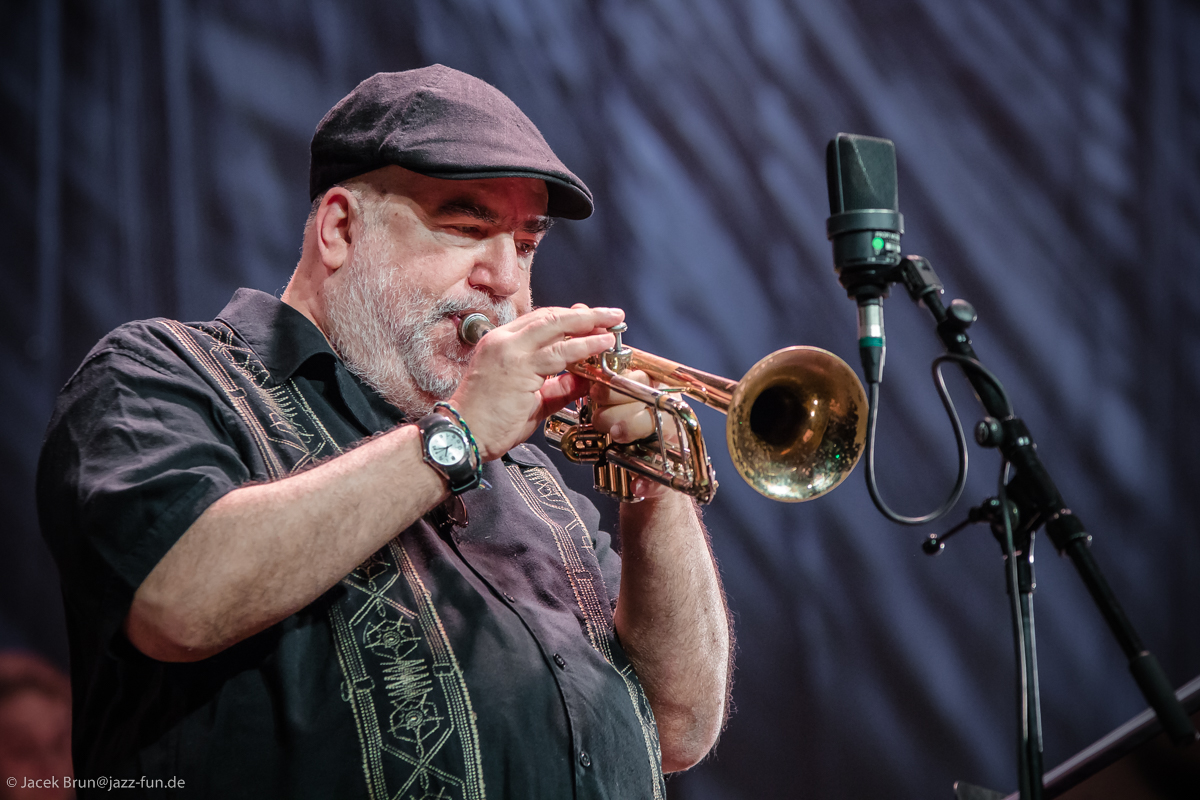 Randy Brecker - Poträt bei jazz-fun.de