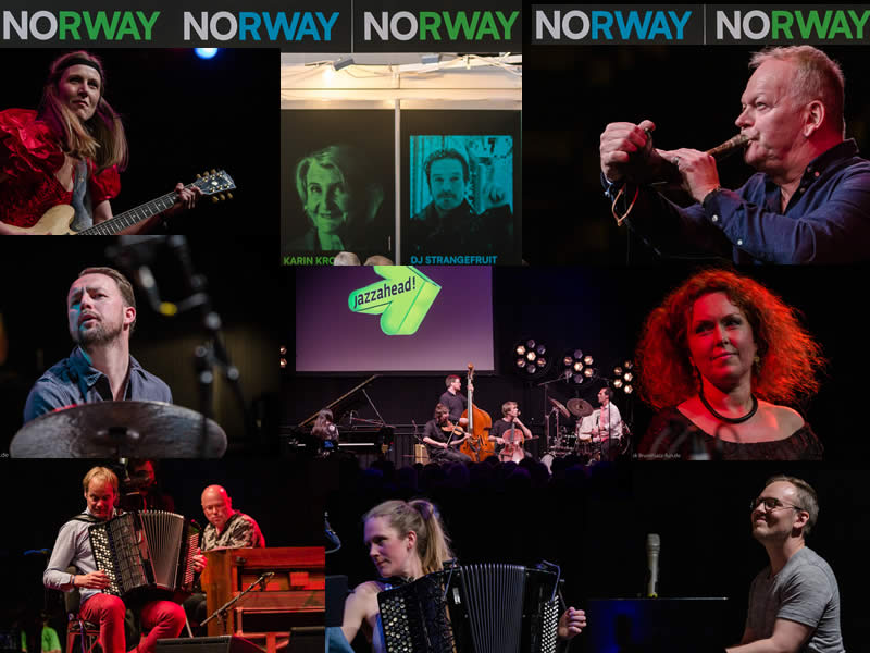 Norwegian Night - jazzahead! 2019